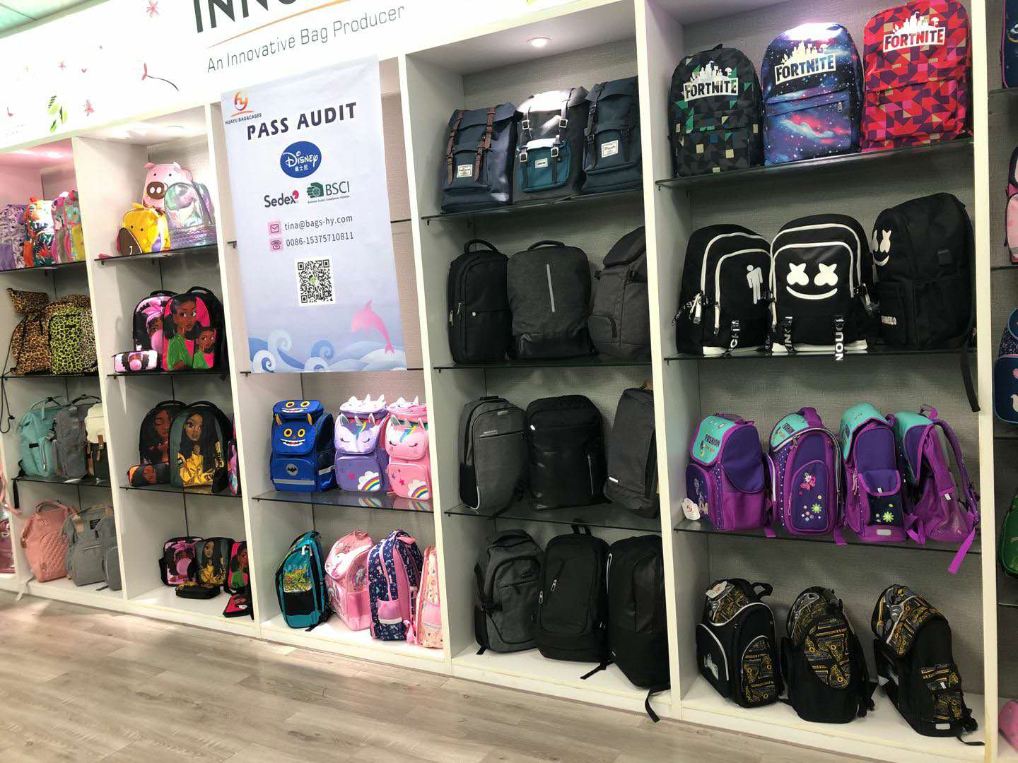 Ostarbags 128th canton fair live show